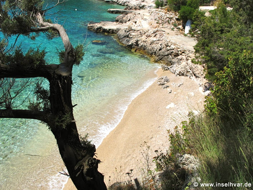 vacation rentals near the beach on island Hvar